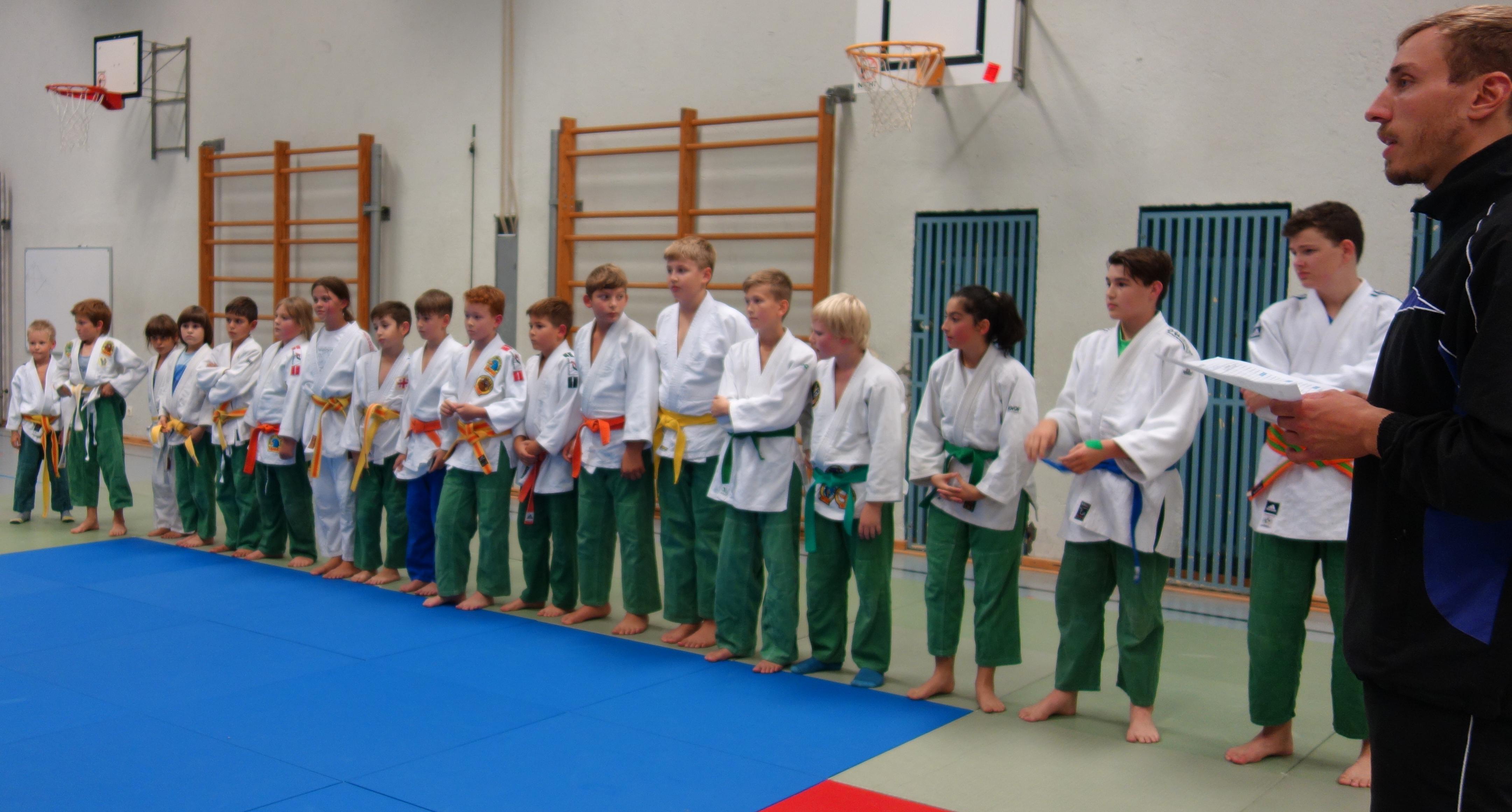 Judo Jugendliga Team 2017 -SC Armin München-