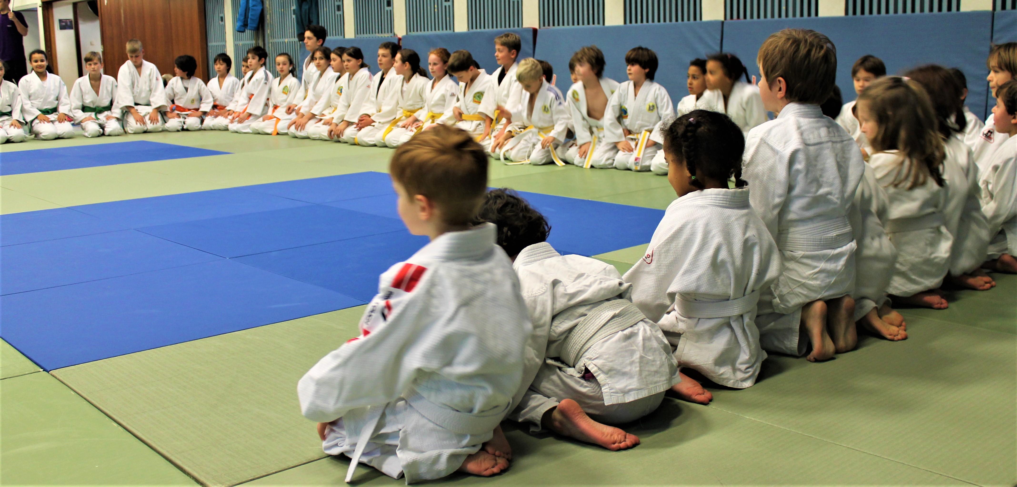 SC Armin München -Judo-